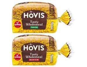 FREE Hovis wholemeal bread 800g- Clicksnap (Quidco)