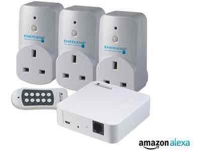 Energenie Mi Home Starter Pack £49.99 @ btshop