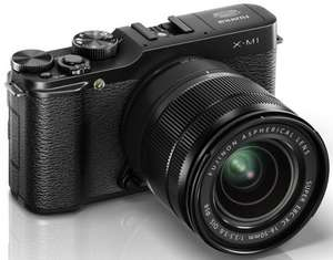 FUJIFILM X-M1 Camera with XC16-50mm Lens - Refurbished £249 @ Fujifilm