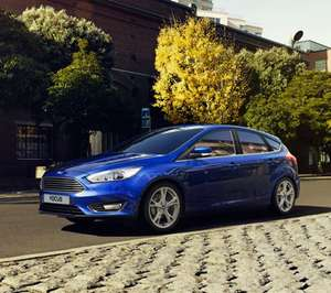 Ford Focus Zetec 1 litre 125 PS - £14972.95 - RRP £20135 from Drive the Deal