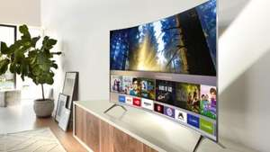 "Samsung UE55KS7500 55"" Series 7 Curved SUHD with Quantum Dot Display £899 @ Reliant Direct"