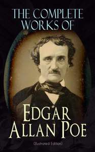 Just The Picture It's Illustrated  !!!  -  The Complete Works of Edgar Allan Poe Kindle Edition - Free Download @ Amazon