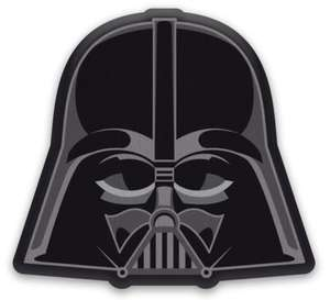 Star Wars Darth Vader cushion £5.60 Instore @ Tesco