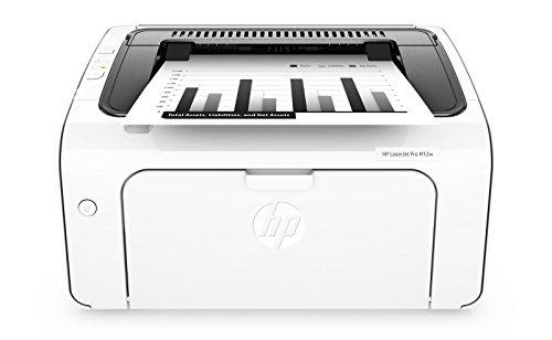 HP LaserJet Pro M12w Laser Printer Black / White (18 ppm, 600 x 1200 dpi, USB, Wifi) £33.50 approx including delivery @ Amazon France