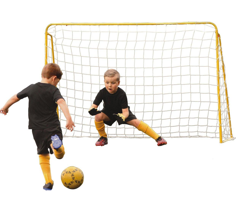 Kickmaster Steel 5ft Premier Football Goal now £14.99 / 7ft £19.99 @ Argos
