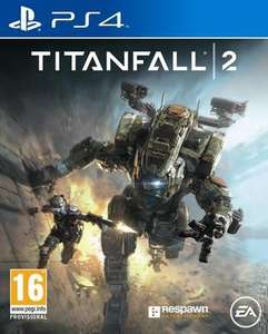 Titanfall 2 PS4 preowned at music magpie with code only 1 in stock for £12.49 @ Music Magpie