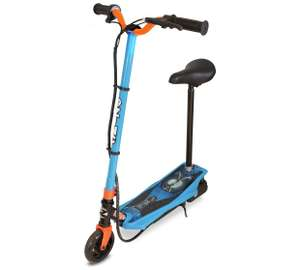 Zinc Volt 80 Plus Electric Scooter with seat in Blue was £129.99 now £79.99 C+C @ Argos