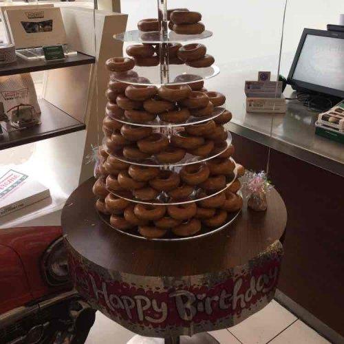 FREE ring doughnut at Krispy Kreme (Slough)