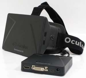 Oculus Rift DK1 Virtual Reality Headset £29.99 make a offer  pc2u4u / Ebay (free delivery)(CEX Offering £36 Voucher)