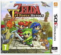 [Nintendo 3DS] The Legend of Zelda: Triforce Heroes - £9.99 - Game