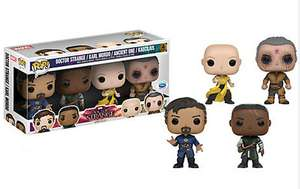 doctor strange pop vinly 4 pack £20 @ Disney store