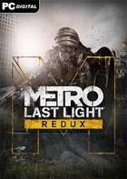 Metro: Last Light Redux (Steam) £2.97 @ DreamGame