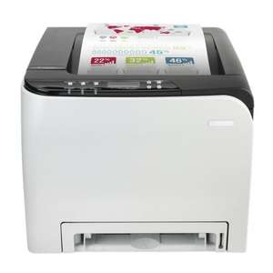 Ricoh SP C250DN Wireless A4 Colour Laser Printer £69.99 Dispatched from and sold by Ebuyer UK Limited / amazon