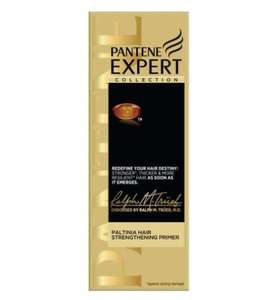Pantene Expert Collection Paltinia Hair Strengthening Primer 100ml on offer 2 for £8.00 (normally £14.99 each) @ Boots