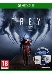 [Xbox One] Prey - including Mug and DLC - £19.99 - Base