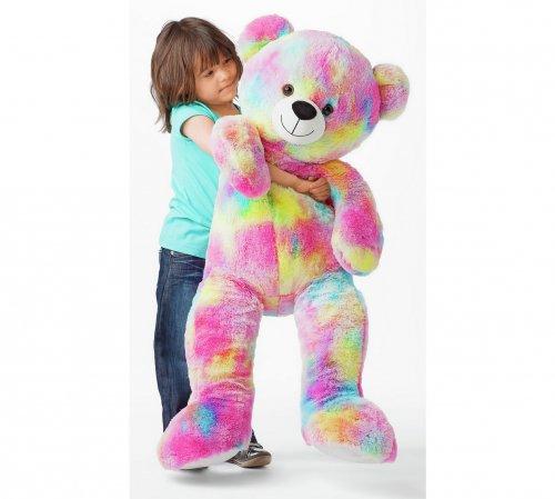 Huge Chad Valley Multi-Coloured Bear £13.99 @ Argos