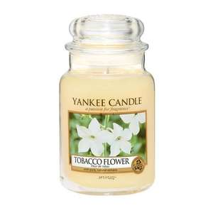 Up to 50% off all Yankee Candle fragrances at Clinton Cards (Online)
