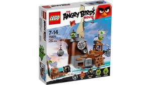 LEGO Angry Birds Piggy Pirate Ship - £14.99 @ Argos,available still in a few stores.