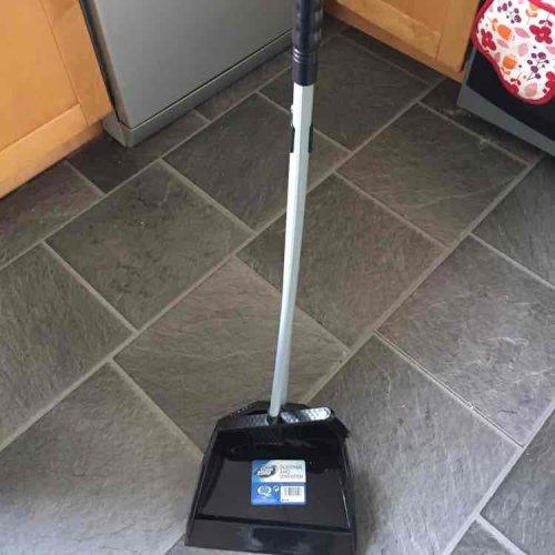 broom and dustpan with handle £1 @ Poundland