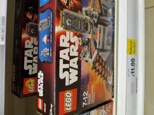 Lego 75137 inside at Tesco High Wycombe £11