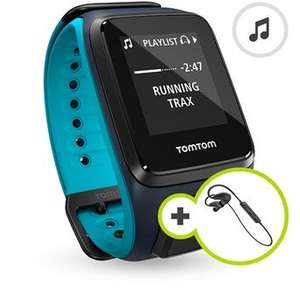 Seems like a good deal on prev gen TomTom sports watches e.g TomTom Runner 2 Music + Headphones £95.99