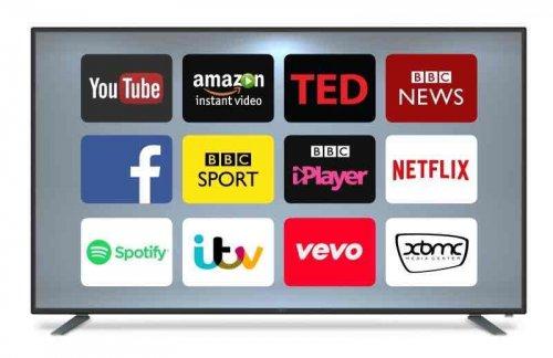 "Goodmans G58ANSMT-4K 58"" 4K Smart TV £459.99 @ ebuyer"