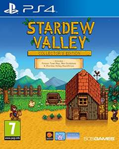 Stardew Valley Collectors Edition £11.49 at Argos PS4 and Xbox One