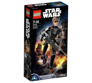 LEGO Star Wars Rogue One Jyn Erso Constraction Figure £4.99 @ Argos