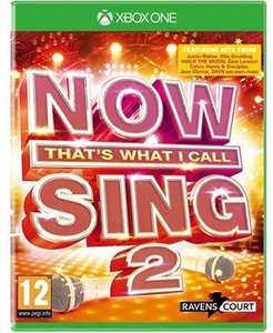 Now Thats What I Call Sing 2 Xbox One Game Brand New £9.99 Delivered @ Student Computers