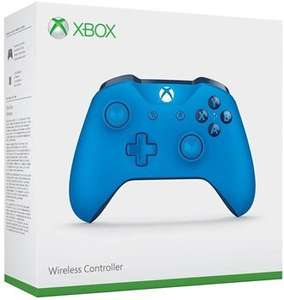 xBox One wireless controller blue GRADE A USED at Student Computers £29.99