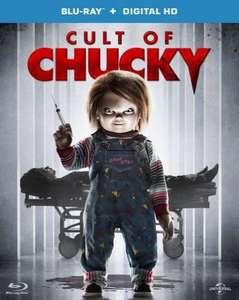 Cult of Chucky (with Digital Download) [Blu-ray] £11.70 W/CODE @ Zoom