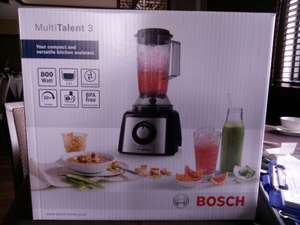 Bosch MCM3501MGB Food Processor found instore at Sainsbury's for £30