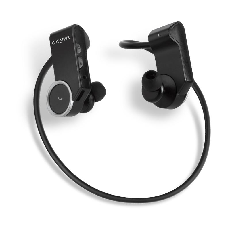 Creative WP-250  Bendable Bluetooth® Wireless Sports Headset £9.99