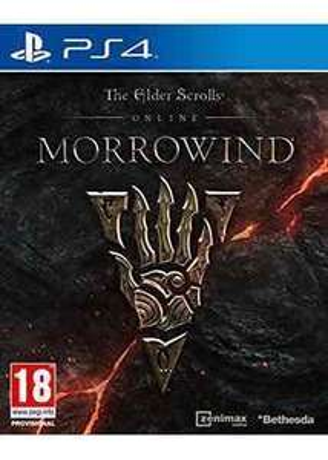 The Elder Scrolls Online: Morrowmind PS4 now £24.85 @base