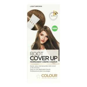 Superdrug Performance Root Cover up, buy one get one free £3.14 - 10% off Hair Colourants