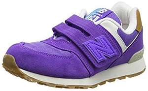 New Balance Unisex Kids' trainers from just £12.80 Prime / £16.79 non prime @ Amazon