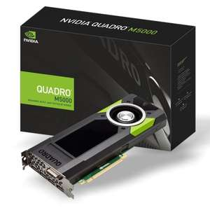 PNY NVIDIA Quadro M5000 8GB at Amazon for £1570.77