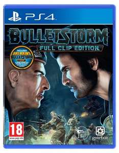 Bulletstorm: Full Clip Edition PS4/Xbox One £17 In Store @ Asda