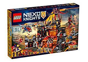 LEGO 70323 Nexo Knights Jestro's Volcano Lair £59.99 (RRP £109.99) - Amazon Prime