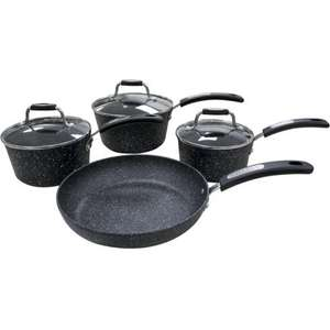 4 Piece Non-Stick Cookware Set by Scoville from Wayfair for 40.99