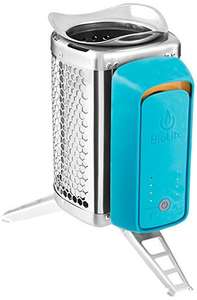 Biolite Cookstove £40 @ Amazon. Also Biolite Kettle Charge £75 - Sold by BioLite Inc. and Fulfilled by Amazon