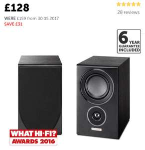 Mission LX2 Speakers for £128 at Richer Sounds