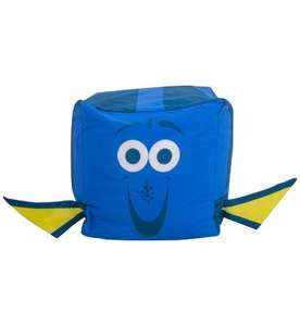 Upto 50% Off Kids Bean Bags Cubes - Including Dory and Nemo for £10 at Asda