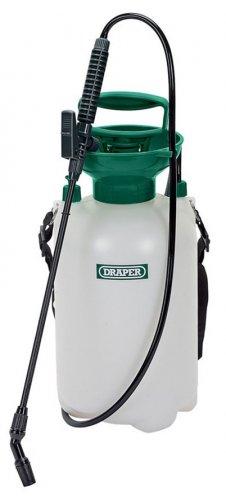 Draper 5L Garden Pressure Sprayer £5.39 using code @ Robert-Dyas (Free C+C)