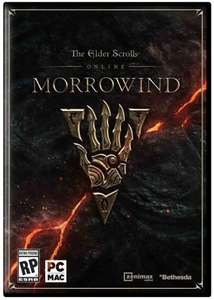 The Elder Scrolls Online - Morrowind PC + DLC (inc base game) £14.99 @cdkeys