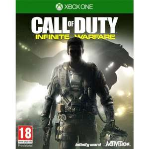 (Xbox One) Call of Duty Infinite Warfare £9.99 delivered @ The Game Collection