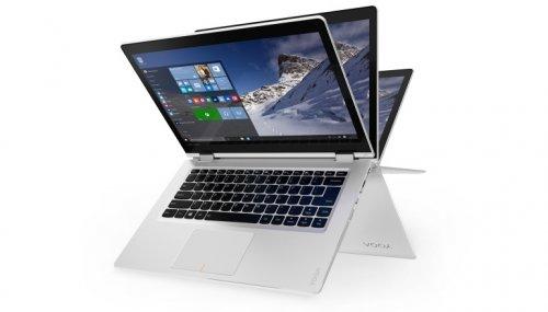 "LENOVO YOGA 510 14"" 2 in 1 Laptop - Full Hd, Touchscreen, 128GB SSD. Black/White £349.98 @ Currys"