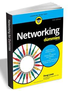 FREE Networking For Dummies book (11th Edition) in pdf form @ betanews