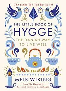 Little Book of Hygge 99p Kindle Deal of the Day @ Amazon