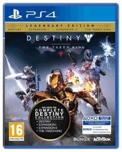 Destiny the taken king GAME PRE OWNED £2.99